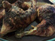 Nogi kurczaka w majeranku