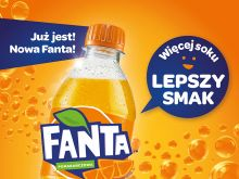FANTA - odkryj jej nowy smak!
