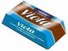 Nowe czekoladki Viola