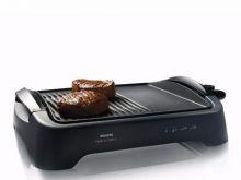 Nowoczesny grill stołowy