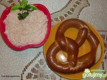 Obazda - bawarska pasta z serów