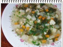 Oberiba Eli,czyli zupa z kalarepy