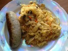 Obiad modnego drwala