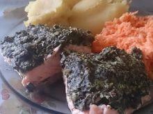 Obiad z tuńczykiem i marchewką