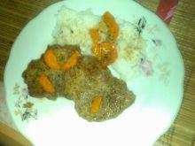 Obiadowa karkówka z musztardą