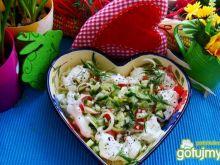 Obiadowa lodowa sałata