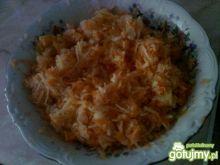 Obiadowa surówka z kiszonej kapusty 3