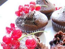 Obłędnie czekoladowe muffiny