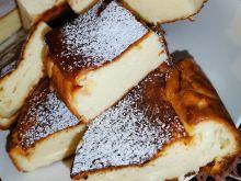 Obłędny sernik bez ciasta