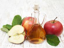 Ocet jabłkowy lepszy od zwykłego?