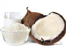 Odmładzający pelling z kokosa i orzecha
