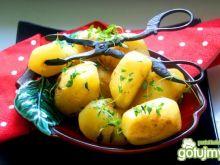 Odsmażane ziemniaki z nutka tymianku