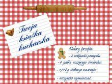 Ogłaszamy Konkurs na Książkę Kucharską!