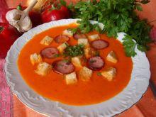 Ognista zupa z papryki