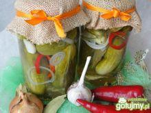 Ogórki konserwowe z chili