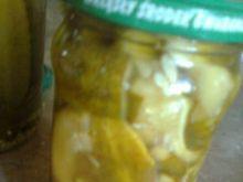ogórki po meksykańsku