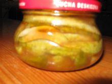 Ogórki z chili.