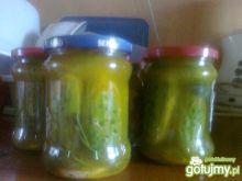Ogórki z curry 3
