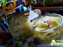 Ogórki zimowe o smaku gyros