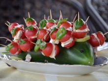 Ogórkowo-pomidorkowy jeżyk