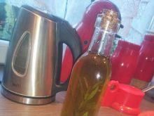 Oliwa z rozmarynem i czosnkiem