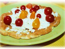 Omlet dietetyczny z twarożkiem
