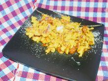 Omlet łamany piernikowy