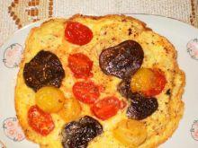 Omlet na zimowe śniadanko :