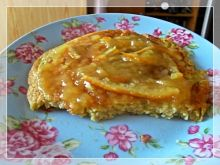 Omlet owsiany na mące żytniej