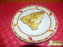 Omlet po hiszpańsku.