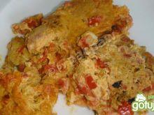 Omlet pomidorowy