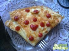 Omlet serowy
