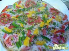 Omlet trójkolorowy