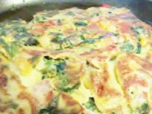 Omlet warzywny 2