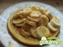 Omlet z bananem