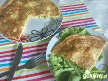 Omlet z brokułami 4
