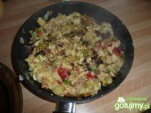 Omlet z warzyw