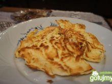 Omlet ze słoninką