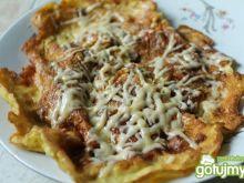 omlet ze szczypiorkiem