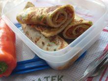 Naleśniki/omlety z nadzieniem pikantnym