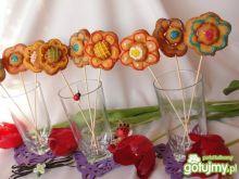 Oponki rumowe - kwiatki