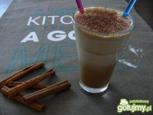 Orientalna kawa mrożona