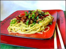 Orientalne spaghetti