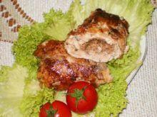 Orzechowe roladki z piersi kurczaka