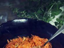Orzechowo-cytrynowa marchewka