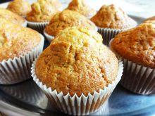 Orzechowo- marchewkowe muffinki