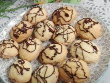 Orzeszki z kremem czekoladowo-orzechowym