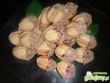Orzeszki z masą czekoladową
