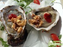 Ostrygi na ostro jako miłosny afrodyzja
