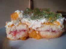 Oszukany deser biszkoptowy Antosia